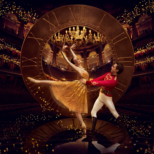 Opening Night of English National Ballet's Cinderella