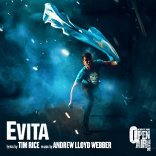 Opening Night of Evita