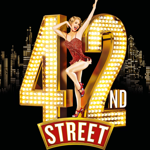 Opening Night of 42nd Street