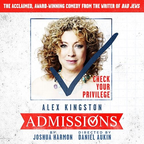 Press Night of Admissions