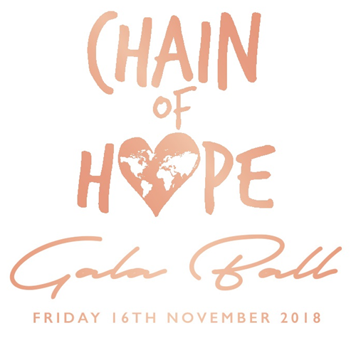 Chain of Hope Gala Ball 2018
