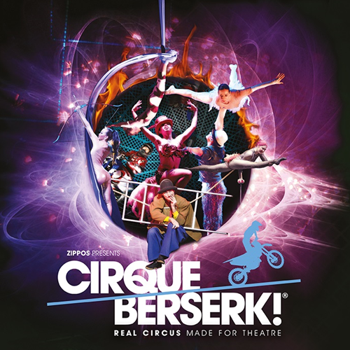 Opening Night of Cirque Berserk!