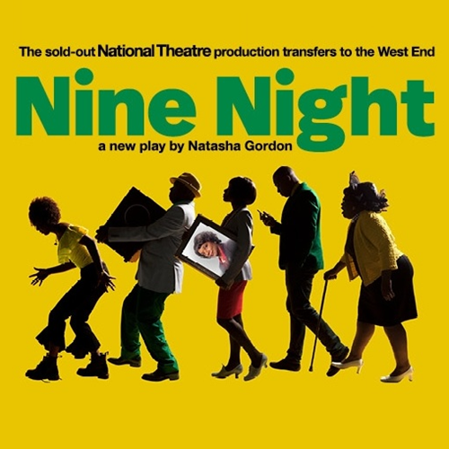 West End Opening of National Theatre's Nine Night