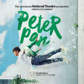 Opening of National Theatre's Peter Pan