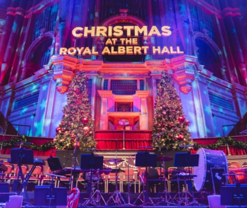 Emma Bunton's Christmas Party at the Royal Albert Hall