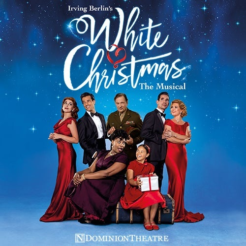 White Christmas Press Night