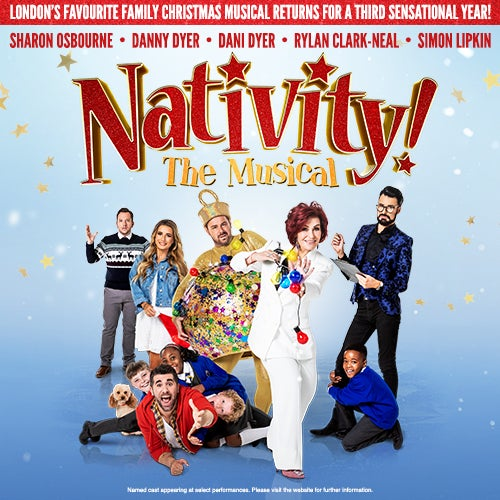 London Gala Performance of Nativity! The Musical