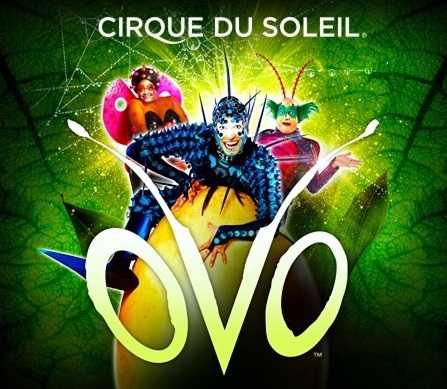 London Premiere of Cirque Du Soleil's OVO