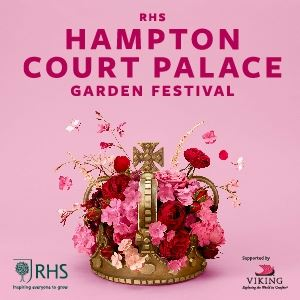 RHS Hampton Court Palace Garden Festival Preview