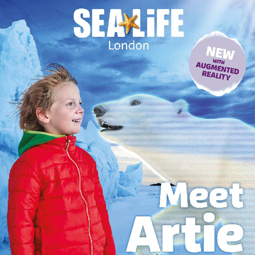 Private launch of Polar Adventure at SEA LIFE London