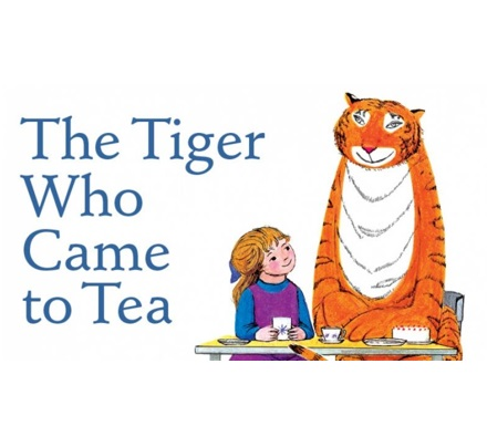 Premiere of Channel 4's The Tiger Who Came to Tea
