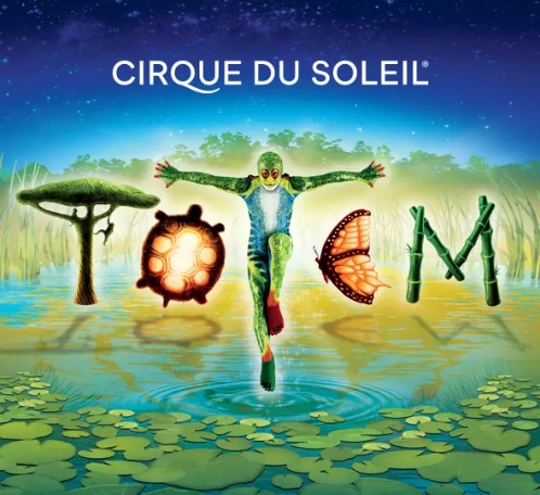 Premiere of Cirque du Soleil TOTEM with Sentebale